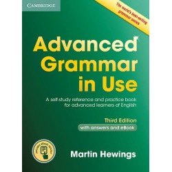 Advanced Grammar in Use 3ed with answers + eBook