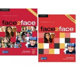 face2face 2ed Elementary Student's Book + Workbook