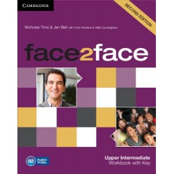 face2face 2ed Upper Intermediate Workbook with Key