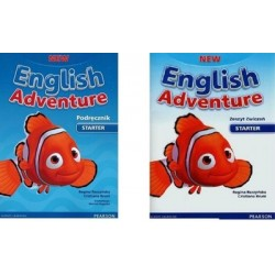 NEW ENGLISH ADVENTURE STARTER KOMPLET PEARSON