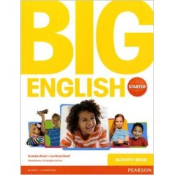 BIG ENGLISH STARTER ĆWICZENIA PEARSON