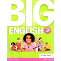 BIG ENGLISH 2 PODRĘCZNIK PEARSON