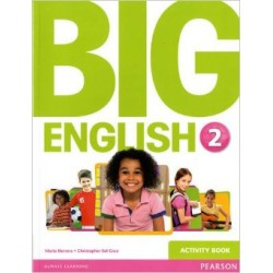BIG ENGLISH 2 ĆWICZENIA PEARSON