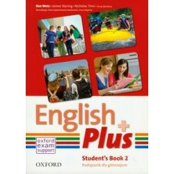 ENGLISH PLUS 2 PODRĘCZNIK OXFORD