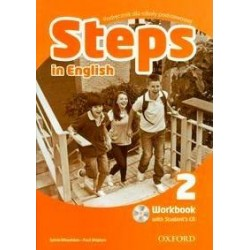 STEPS IN ENGLISH 2 ĆWICZENIA OXFORD