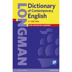 LONGMAN DICTIONARY OF CONTEMPORARY ENGLISH 6th ed