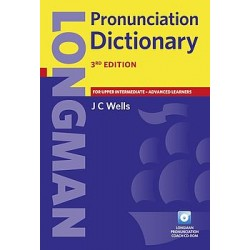 LONGMAN PRONUNCIATION DICTIONARY 3rd ed. + CD-ROM