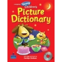 LONGMAN YOUNG CHILDREN'S PICTURE DICTIONARY + CD