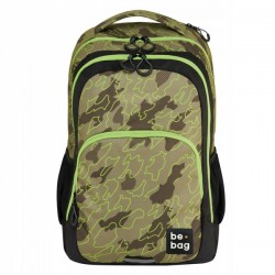 Plecak Herlitz BE.BAG BE.READY ABSTRACT CAMUFLAGE